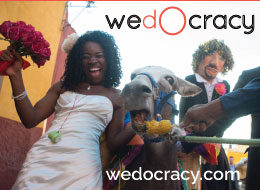 wedocracy #socialwedding planning has arrived!