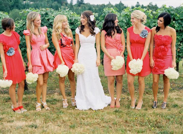 Bridesmaid Dresses from Hello Gorgeous