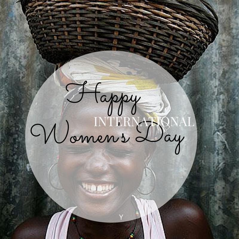 Celebrate Women's Day By Letting Fear Go