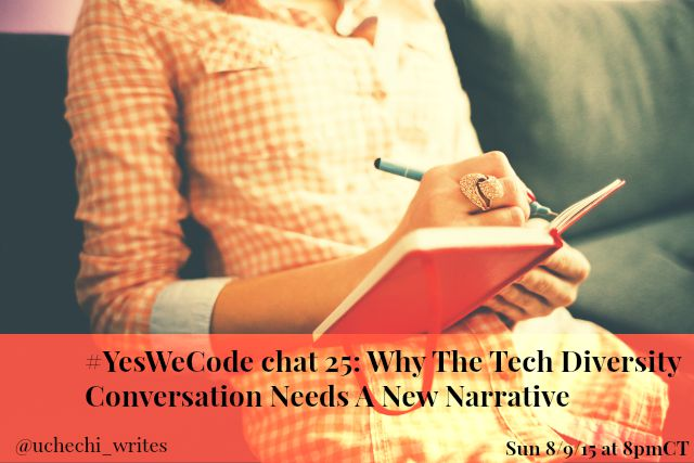 Yes We Code 25: Why The Tech Diversity Conversation Needs A New Narrative