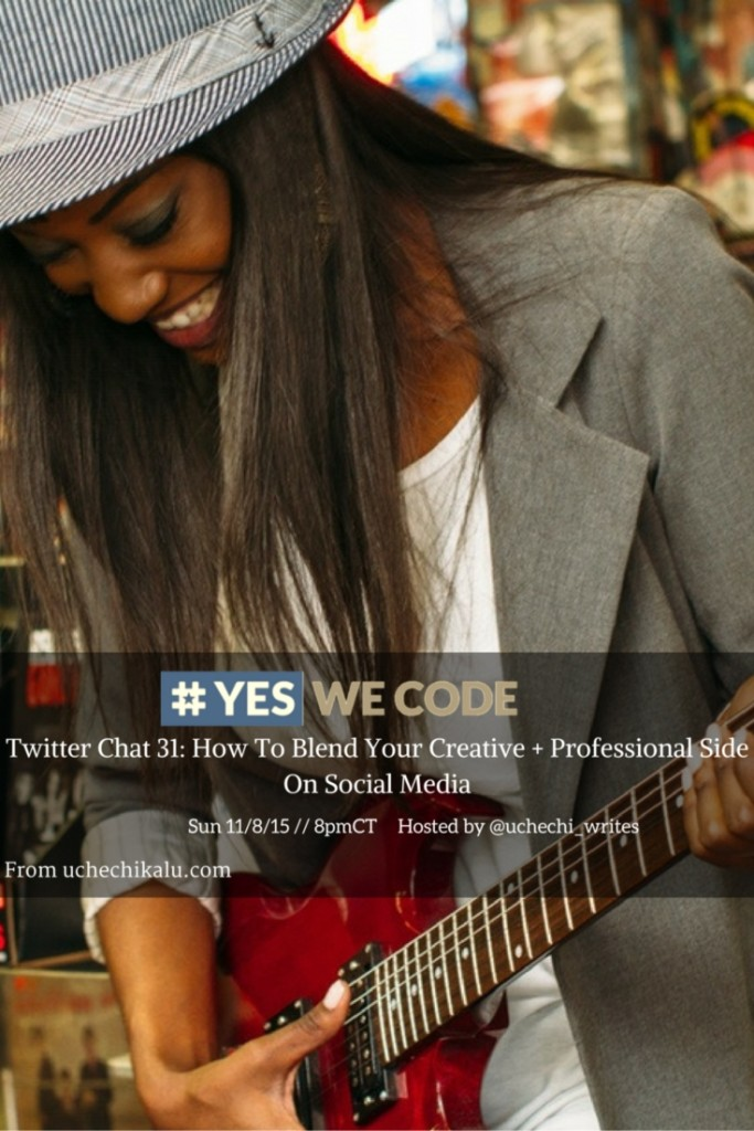 How To Blend Your Creative & Professional Side on Social Media